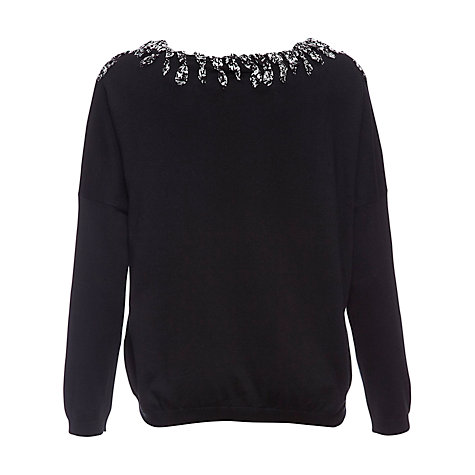 Buy Fenn Wright Manson Dixie Jumper, Black Online at johnlewis.com