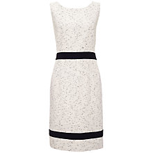Buy Fenn Wright Manson Laurel Dress, Black/Chalk Online at johnlewis.com