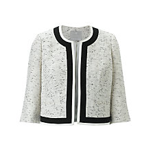 Buy Fenn Wright Manson Laurel Jacket, Black/Chalk Online at johnlewis.com