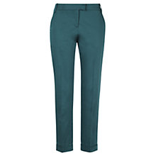 Buy Jigsaw Stretch Sateen Trousers Online at johnlewis.com