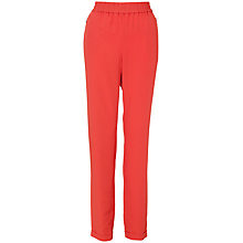 Buy Fenn Wright Manson Isabella Trousers, Flame Online at johnlewis.com