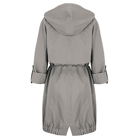 Buy Mint Velvet Hooded Parka Coat Online at johnlewis.com