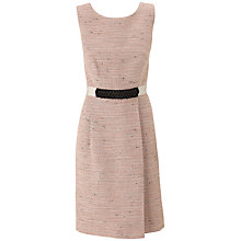 Buy Fenn Wright Manson Sophia Dress, Pale Pink Online at johnlewis.com