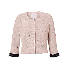 Buy Fenn Wright Manson Sophia Jacket, Pale Pink Online at johnlewis.com