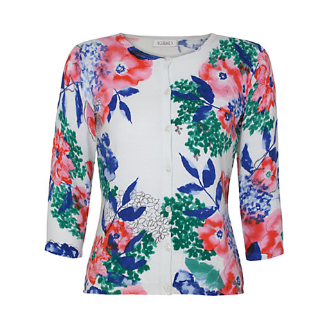 Buy Kaliko Lola Printed Cardigan Online at johnlewis.com
