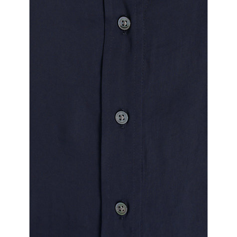 Buy Jigsaw Draped Shirt Online at johnlewis.com