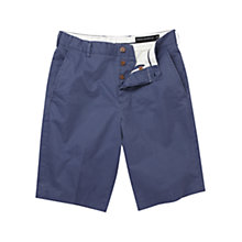 Buy French Connection Peached Cotton Shorts Online at johnlewis.com
