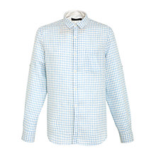 Buy French Connection Hansen Linen Shirt Online at johnlewis.com