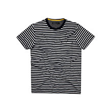 Buy French Connection Short Sleeve Stripe T-Shirt Online at johnlewis.com
