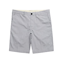 Buy Ben Sherman Staples Stripe Tailored Shorts, Coronet Blue Online at johnlewis.com