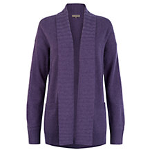 Buy Jigsaw Draped Cardigan Online at johnlewis.com