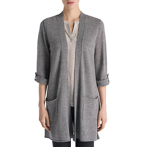 Buy Jigsaw Cashmere Mix Cardigan Online at johnlewis.com
