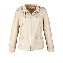 Buy Gerry Weber Over Stitch Biker Jacket Online at johnlewis.com