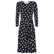 Buy Havren Tulip Dress, Black/Pale Pink Online at johnlewis.com