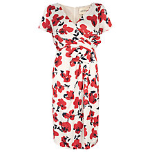 Buy Havren Blossom Bow Dress, Multi Online at johnlewis.com
