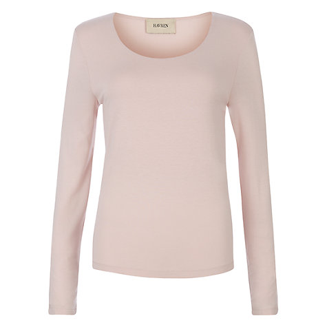 Buy Havren Round Neck T-Shirt Online at johnlewis.com