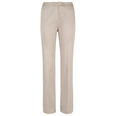 Buy Havren Putty Cigarette Trousers, Putty Online at johnlewis.com