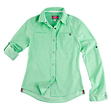 Buy Rampant Sporting Cord Boyfriend Shirt Online at johnlewis.com