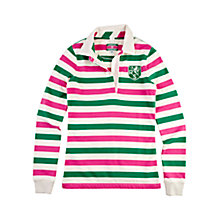 Buy Rampant Sporting Long Sleeve Rugby Stripe Top Online at johnlewis.com