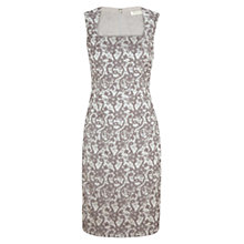 Buy Planet Jacquard Lace Shift Dress, Multi Online at johnlewis.com