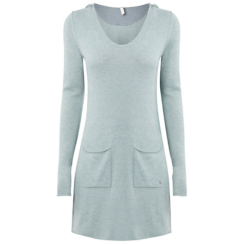 Buy White Stuff Hoodie Star Tunic Dress Online at johnlewis.com