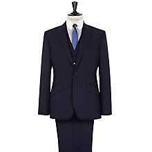 Buy Reiss Naples 3 Piece Check Suit Online at johnlewis.com