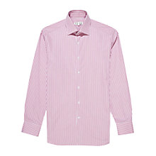 Buy Reiss Dazzle Stripe Contrast Button Shirt Online at johnlewis.com