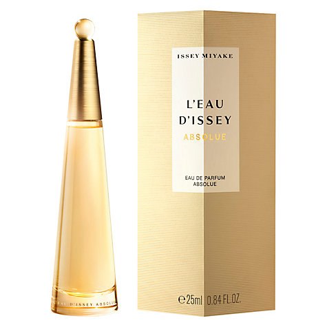 Buy Issey Miyake L'Eau d'Issey Eau de Parfum Absolue Online at johnlewis.com