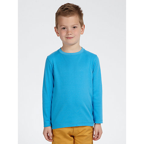 Buy John Lewis Boy Long Sleeve T-Shirt Online at johnlewis.com