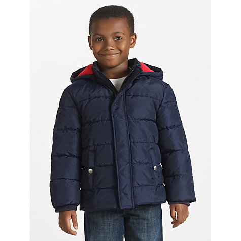 Buy John Lewis Boy Miller Padded Coat Online at johnlewis.com