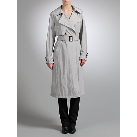 Buy Four Seasons Featherweight Trench Coat Online at johnlewis.com
