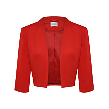 Buy Kaliko 3/4 Sleeve Cropped Jacket Online at johnlewis.com