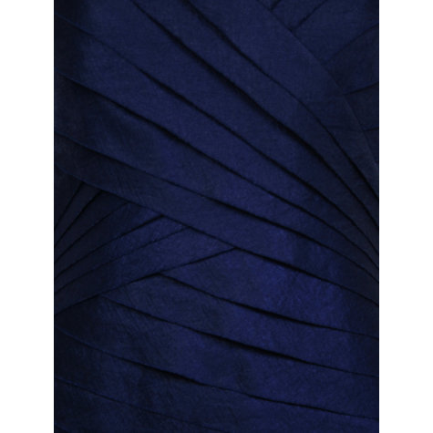 Buy Alexon Shimmer Shutter Dress, Blue Online at johnlewis.com