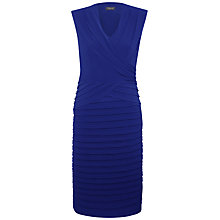 Buy Alexon Shutter Dress, Blue Lapis Online at johnlewis.com