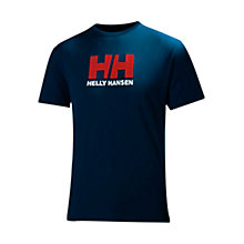 Buy Helly Hansen Logo Short Sleeve T-Shirt Online at johnlewis.com