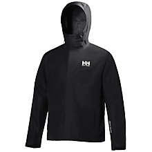 Buy Helly Hansen Men's Seven J Jacket, Black Online at johnlewis.com