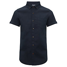 Buy John Lewis & Co. Short Sleeve Linen Shirt Online at johnlewis.com