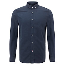 Buy JOHN LEWIS & Co. Dotty Penny Collar Shirt Online at johnlewis.com