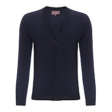 Buy John Lewis Made in Italy Merino Cardigan Online at johnlewis.com