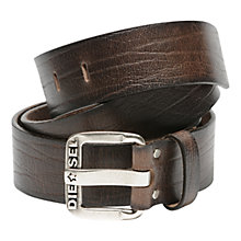 Buy Diesel B-Star Leather Belt Online at johnlewis.com