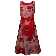Buy Kaliko Senorita Dress, Red Online at johnlewis.com