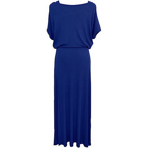 Buy Kaliko Maxi Dress, Blue Online at johnlewis.com