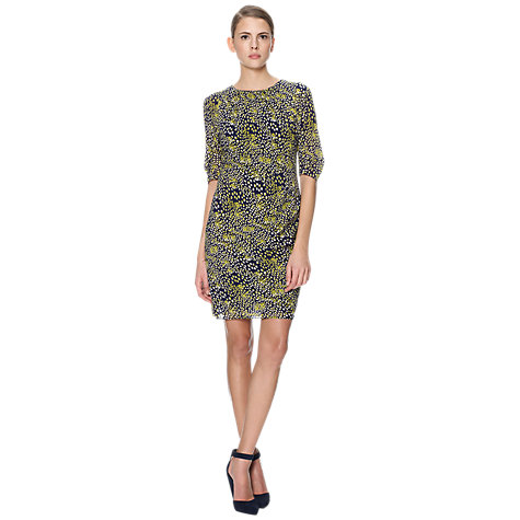 Buy Whistles Jocelyn Double Spot Print Dress Online at johnlewis.com