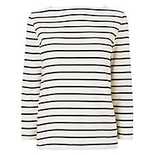 Buy Boutique by Jaeger Broderie Anglaise Top, Multi Online at johnlewis.com