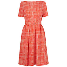 Buy Boutique by Jaeger Dropped Seam Sundress, Red Online at johnlewis.com