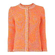 Buy Boutique by Jaeger Romee Fluro Cardigan, Multi Online at johnlewis.com