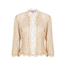 Buy Jacques Vert Brulee Lace Jacket Online at johnlewis.com
