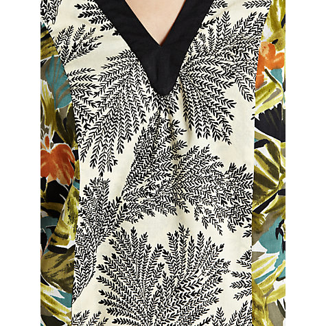 Buy Hoss Intropia Cotton Printed Tunic Dress Online at johnlewis.com