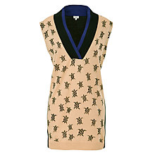 Buy Hoss Intropia Turtle Print Tunic Top Online at johnlewis.com