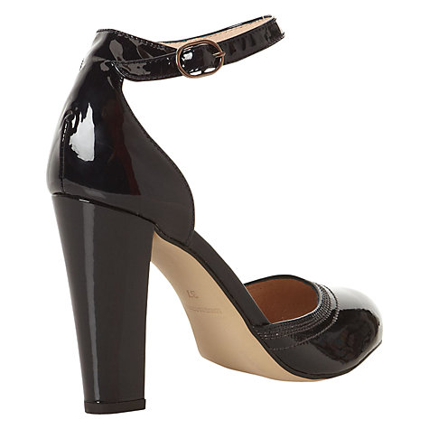 Buy NW3 by Hobbs Julia Patent Leather Court Shoes Online at johnlewis.com